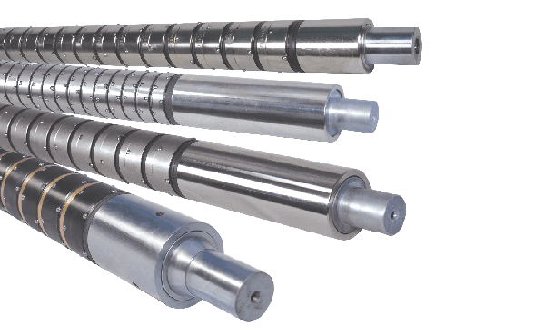 Friction winding shafts and friction winder