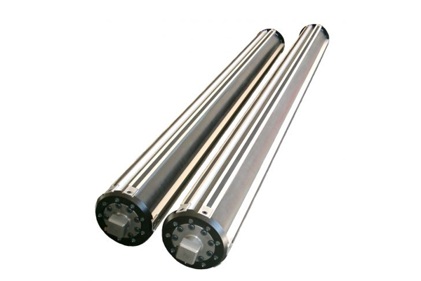 Carbon winding shafts