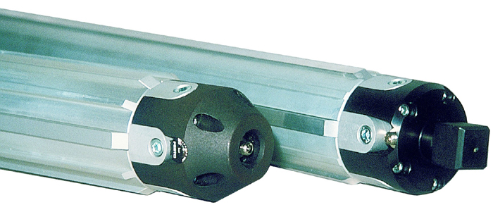 Pneumatic S´shafts